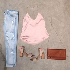 Shop the Necessary Clothing looks filled with trendy Tops, affordable bottoms, and plenty of accessories to complete the look!