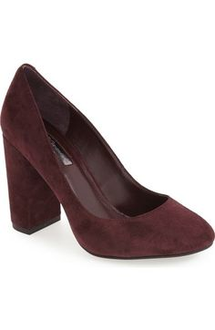 BCBGeneration 'Franka' Block Heel Pump (Women) available at #Nordstrom