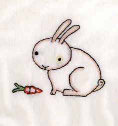 FUNNICUS BUNNICUS - Hand Embroidery Pattern.
