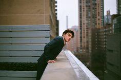 Take A Picture It'll Last Longer — dailyahs:   Finn Wittrock photographed by Jovan...