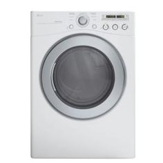 LG Electronics 7.1 cu. ft. Gas Dryer in White-DLG2251W at The Home Depot