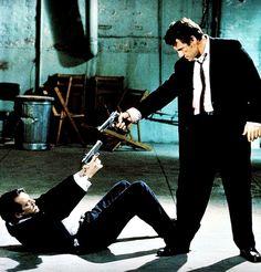 Reservoir Dogs (1992) by Quentin Tarantino with Harvey Keitel, Tim Roth, Michael Madsen, Steve Buscemi, Quentin Tarantino...