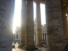 The Twelve Winds | st peter's columns