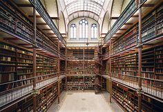 Rijksmuseum Library Amsterdam- Rafael Neff