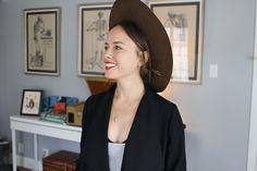 cute Woody hat