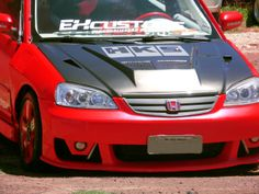 Honda Civic Personalizado pela Excustoms