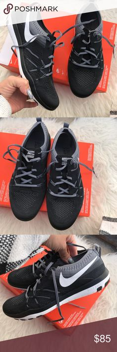 Nike authentic women's free flyknit size 8.5 new Nike authentic women's free flyknit size 8.5 new BOX IS MISSING LID . 100% authentic. Itemcloset#cuaoch Nike Shoes