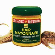 Hair Mayonnaise #conditioner £6