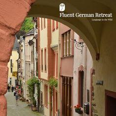 Secret photo spot in Bernkastel/Kues: die Altstadt. Discover more on our German Retreat! http://www.fluentgermanretreat.com/fluent-german-retreat