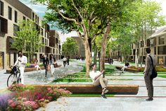 International competition for the design of an urban block in the historical centre of Belgorod