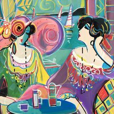 """Sister Love"" by Isaac Maimon,"