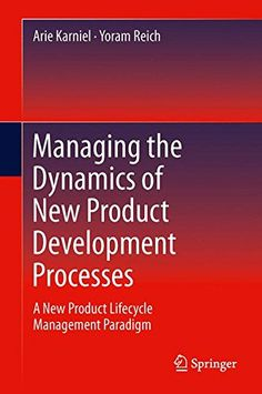 Managing the Dynamics of New Product Development Processes | BlackPerl