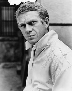 Steve McQueen  - (Terence Steven McQueen) - born 03/24/1930 - died 11/07/1980 at the young age of 50