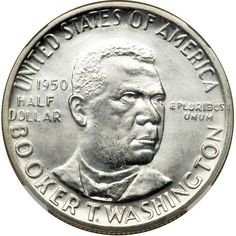 BOOKER T WASHINGTON COINS  image | The Pre-Long Beach Coin Auction (#63) 05/29/2011 2:00 PM PDT CLOSED ...