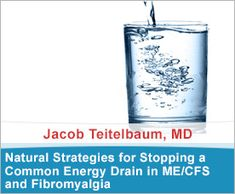 Natural Strategies for Stopping a Common Energy Drain in Fibromyalgia