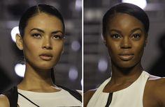 Beauty By Inglot at Bonkuk Koo -- NY Fashion Week