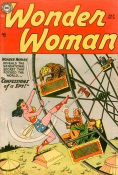 Ferris Wheel - Confessions - Spy - Red - Kick