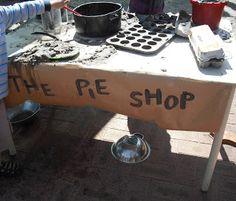 Mud pie shop