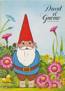 The World of David the Gnome. I wanted to live there so bad. Remember he rode foxes!?