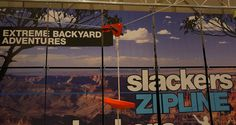 The Slackers Zipline Eagle Series Kit comes with a or zipline that is easily set up at a campsite or in the backyard. It can be set up in 30 Camping Box, Camping Near Me, Best Camping Gear, Camping Essentials, Family Camping, Outdoor Camping, Camping Hacks, Camping Hammock, Camping Outdoors