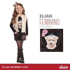 Espaço Kids: Elian Fashion