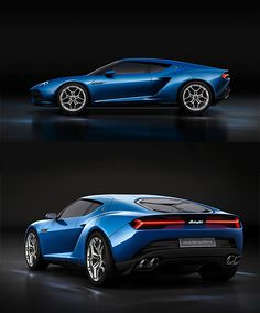 Lamborghini Asterion LPI 910-4 Hybrid Concept Lamborghini's Asterion Hybrid Concept car is being unveiled this week at the Paris Motor show. The mid-engine gasoline hybrid sports a 5.2-liter V10 capable of speeds near 200MPH. If it actually reaches production, this will be a nice alternative to the Prius.