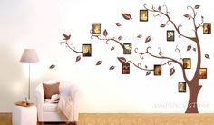 Wandtattoo Baum 40152 von Wall Decals, Wall Stickers, Wall Art auf DaWanda.com