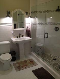 Bathroom in Seashell Room