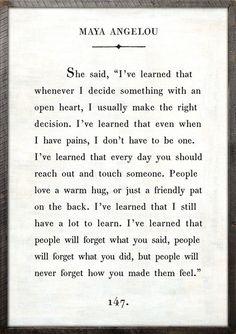 Maya Angelou - Book Collection