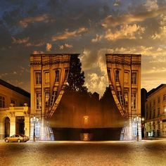 Rene Magritte Museum, Brussels, Belgium