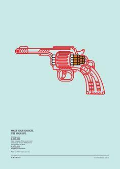 Infographics - Fume Leads To Death by Heng Chun Liow, via Behance