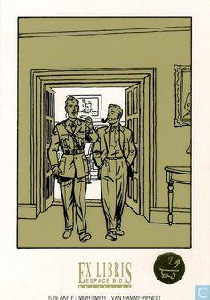 Ex-Libris BD et tirages - Ex-libris BD - L
