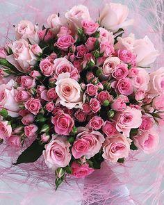 """1,803 """"Μου αρέσει!"""", 3 σχόλια - Flower_Boxes_Athens (@flower_boxes_athens) στο Instagram: """"We love mini roses!! 💗💗💗💗 💐This bouquet is only for 30€ 💐BEST price in Athens 💐FREE delivery…"""" Floral Wreath, Wreaths, Flowers, Instagram, Home Decor, Floral Crown, Decoration Home, Door Wreaths, Room Decor"""