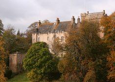 Kilravock Castle, Scotland, Ancestral Home Of Clan Rose