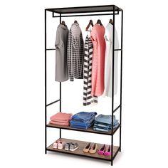 Practical Open Closet