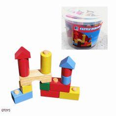 QToys - Products Details - My First Castle Blocks 26 Pcs - Wholesale Store