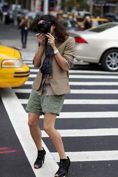 Who's behind the camera ?.... Garance Doré ?