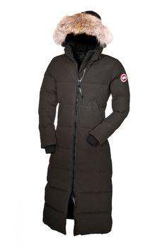 warmest coat canada goose mystique parka $625
