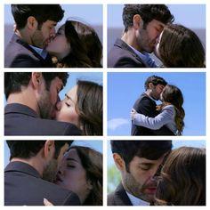 Besos... <3 <3 <3 #EsperanzaMía #Tomanza