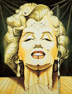 Illusion art by Octavio Ocampo Optical Illusion Paintings, Art Optical, Optical Illusions, One Photo, Illusion Pictures, Surrealism Painting, Chicano Art, Unusual Art, Weird Art