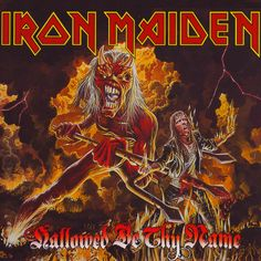 Let's honor the greatest heavy metal band mascot, Eddie, from Iron Maiden. Iron Maiden Album Covers, Iron Maiden Cover, Iron Maiden Albums, Heavy Metal Bands, Heavy Metal Rock, Heavy Metal Music, Power Metal, Bruce Dickinson, Hard Rock