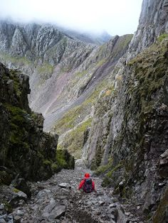 Scafell Pike & Lord's Rake Part 2. Did this a long time ago, wonderful little adventure