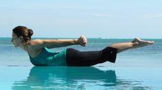Salabhasana #yoga