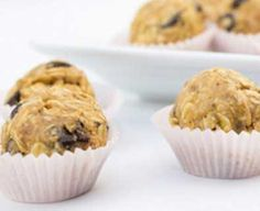 Enjoy these delicious No-Bake Chocolate Chip Energy Bites that are easy to make, and a snack your kids will love!