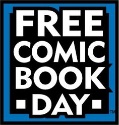 It's free comic book day!!!
