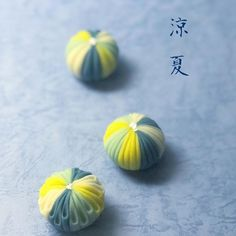 Japanese Wagashi, Japanese Sweets, Japanese Food, Beautiful Desserts, Asian Desserts, Moon Cake, Healthy Sweets, Sweets Recipes, Cute Food