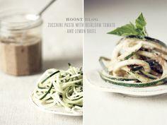 7 Great Zucchini Pastas Plus Zucchini and Chicken Sausage Penne Pasta Recipe