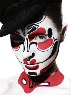 Makeup by Alex Box - Keynote speaker at IMATS 2011