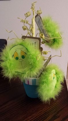 Christmas Grinch Gifts Stocking Stuffers by TheCuteandSpicyShop, $2.75