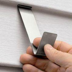 solutions vinyl siding hooksset of 4